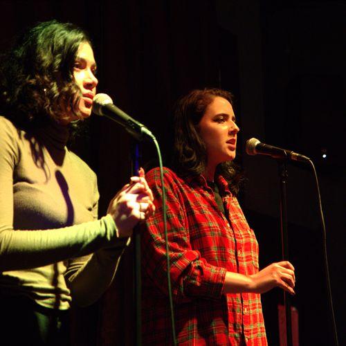 Tiffany and Tatyana perform!
