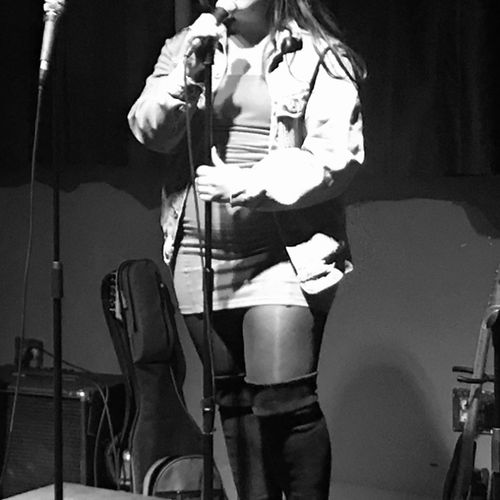 Deborah shows off her vocals!