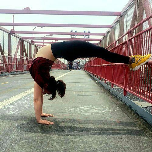 bridges on the bridge ;)