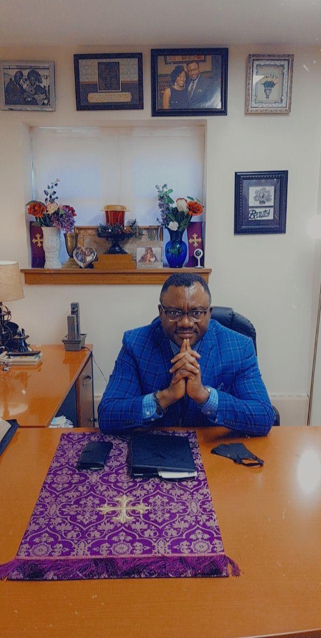 Dr Freeman O. Ileyemi/Wordhouse ICC
