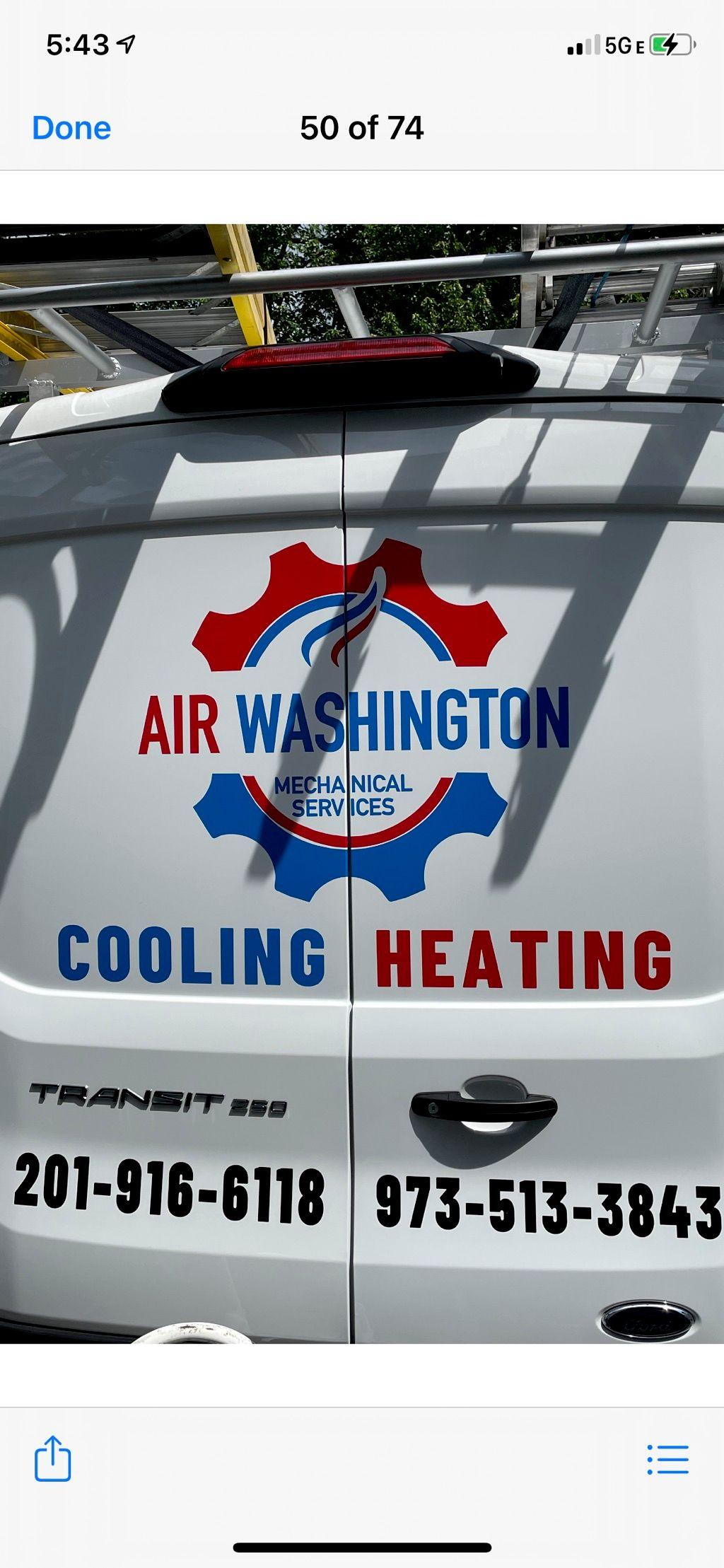 Air Washington Mechanical Services