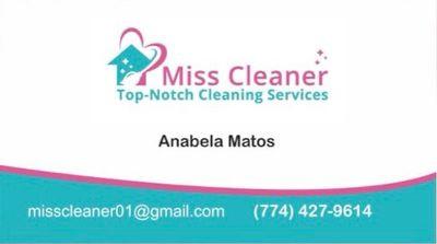 Avatar for Miss Cleaner