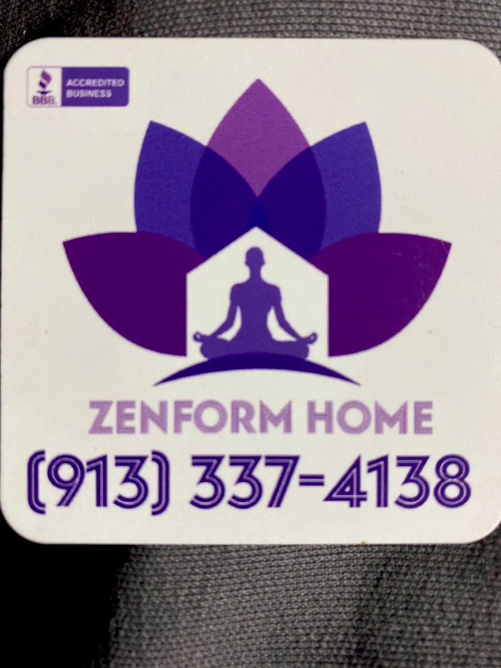 Zenform Home