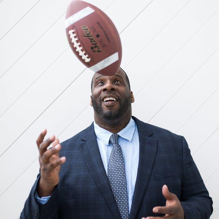 Shawn Harper Former NFL Player