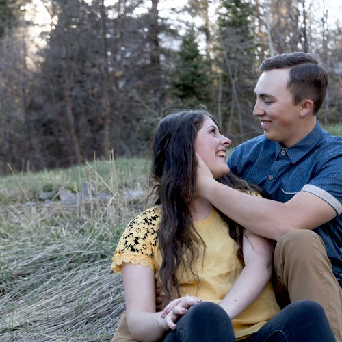 Tiara & Preston's Engagement