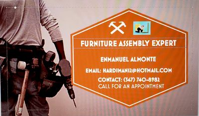 Avatar for Furniture Assembly Expert