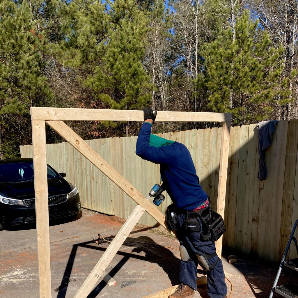 G's fencing and landscaping