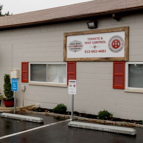 Bed Bug Solutions and Solutions Plus Pest Control office