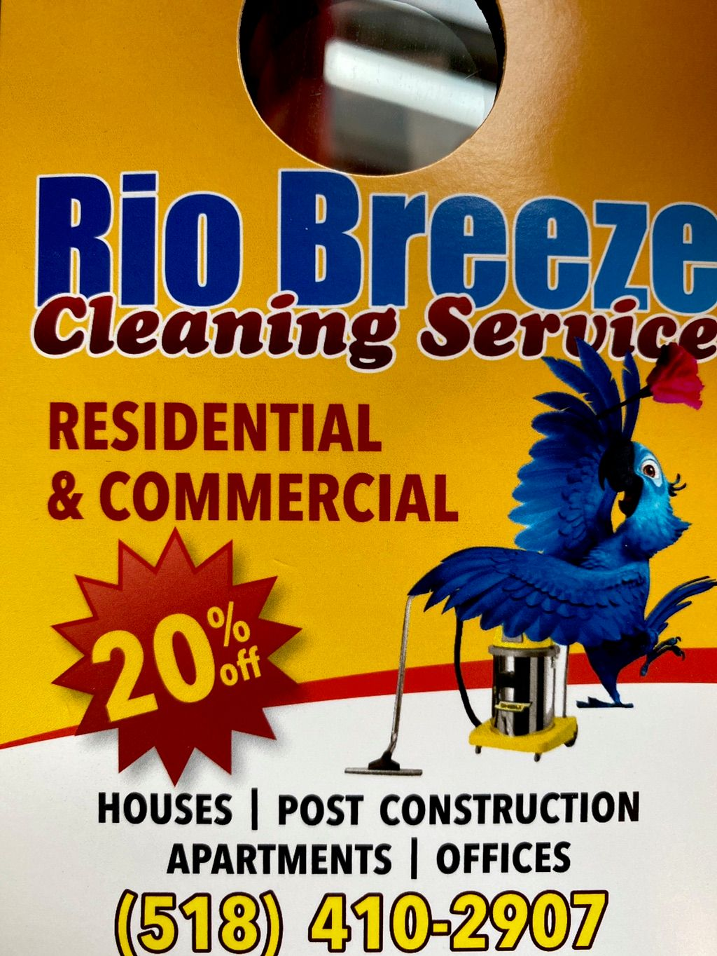 Rio Breeze Cleaning Service LLC