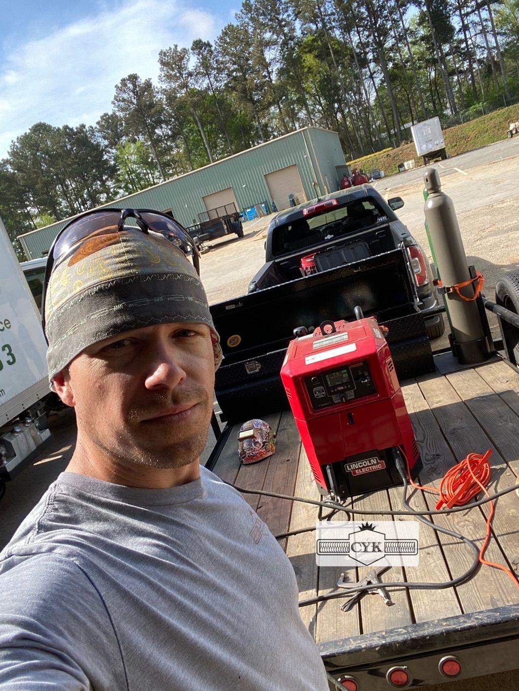 CYK Metalworks and Repair LLC