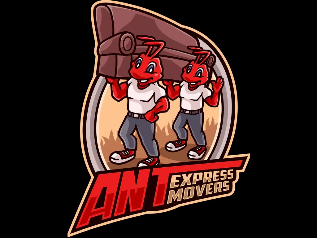 ANT EXPRESS MOVERS(3 Men 1 Truck) ($85/hr)