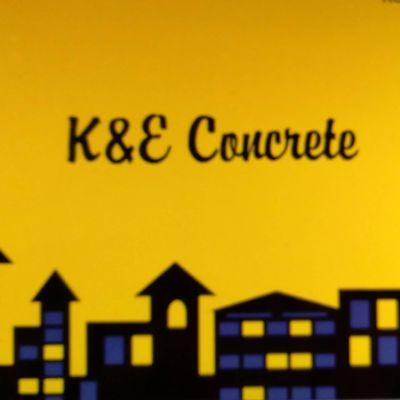 Avatar for K&E Concrete