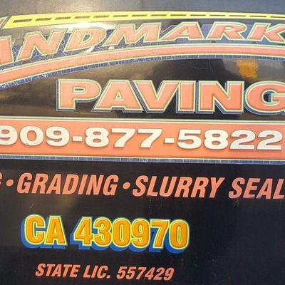 Avatar for Landmark Paving, Inc.