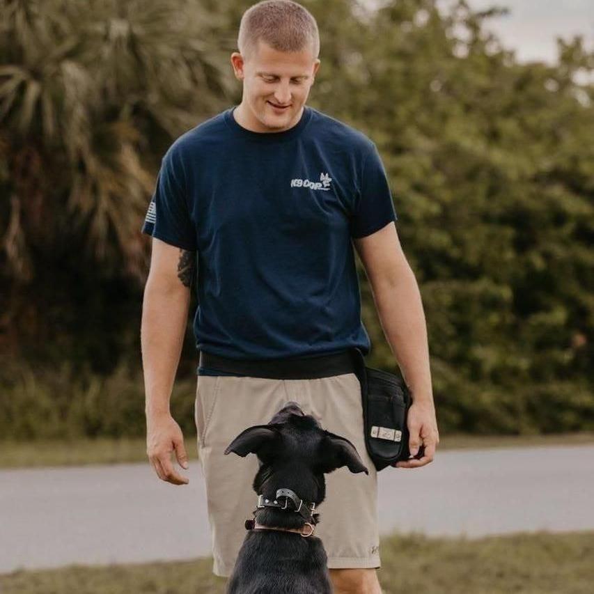 H.K. Dog training