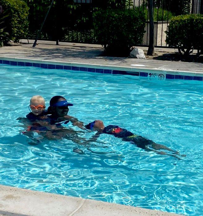Swim With Britt
