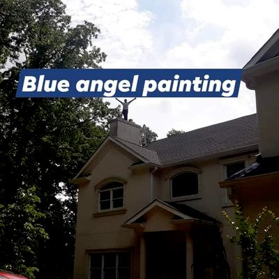 Avatar for Blue angel painting