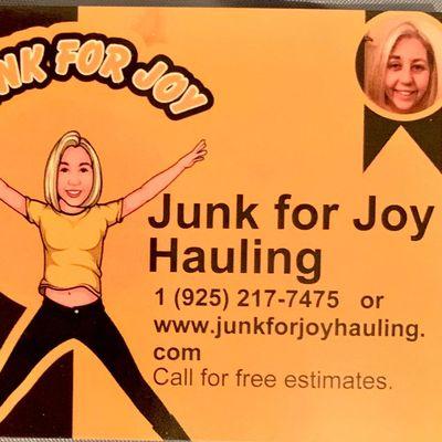 Avatar for Junk for Joy Hauling