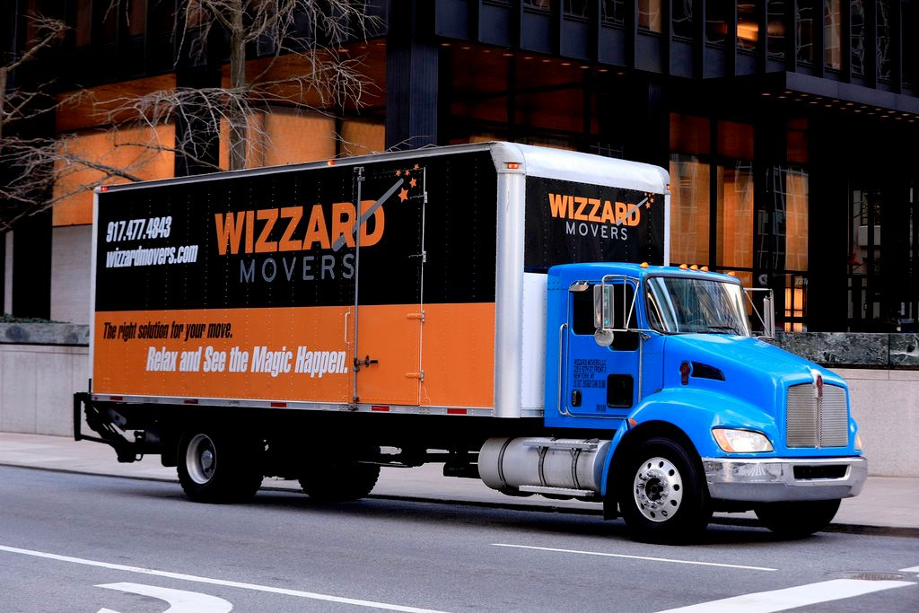 Wizzard movers LLC