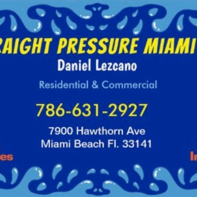 Straight Pressure Miami Inc.