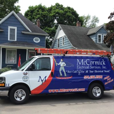 Avatar for McCormick Electrical Services, Inc.