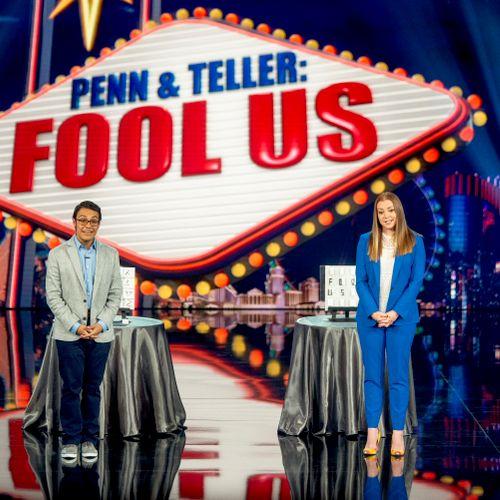 As seen on the hit show Penn & Teller: Fool Us!
