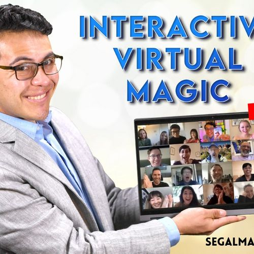 Also available for online virtual entertainment!