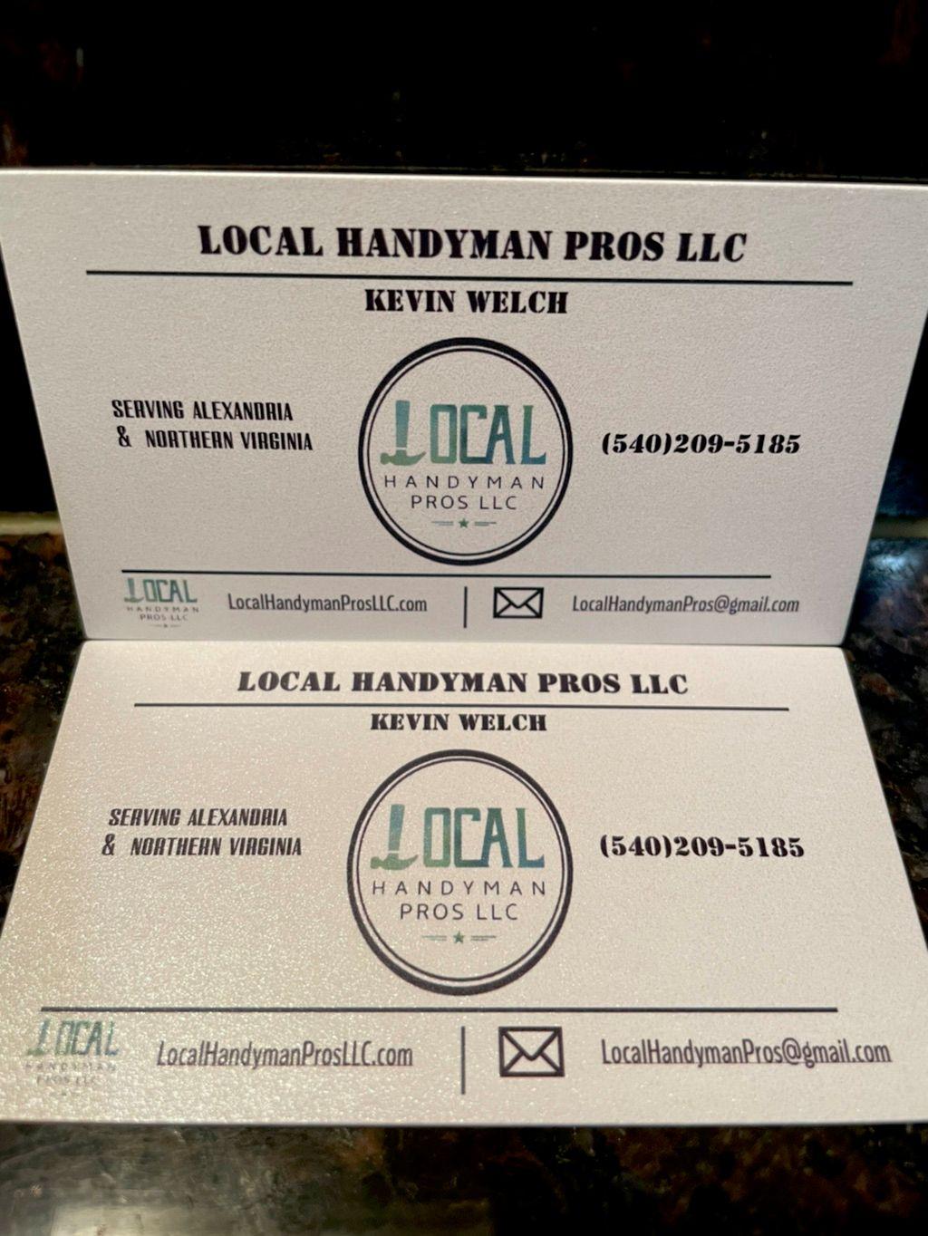 Local Handyman Pros LLC