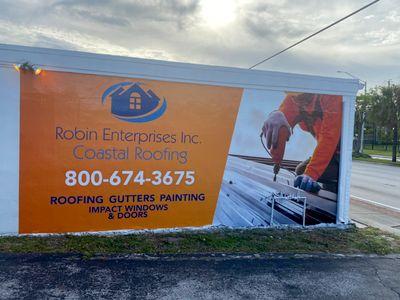 Avatar for Robin Enterprises-Coastal Roofing