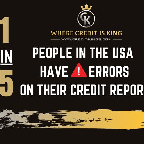 The Credit King Social Media Post Content