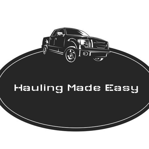 Hauling Company LOGO