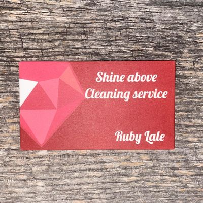 Avatar for Shine above cleaning service