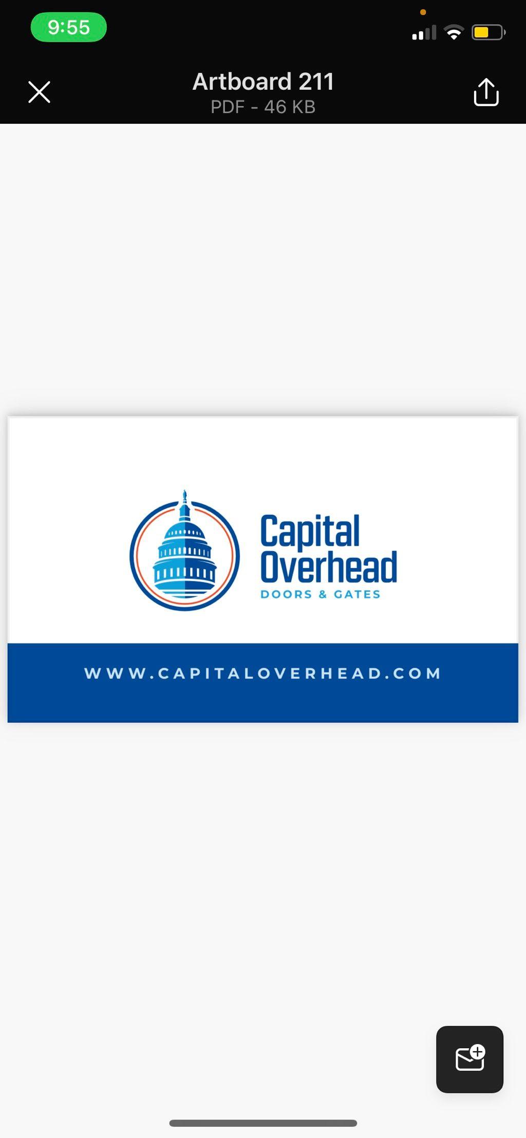 Capital Overhead Doors and Gates