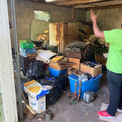 Garage/Storage Cleanout