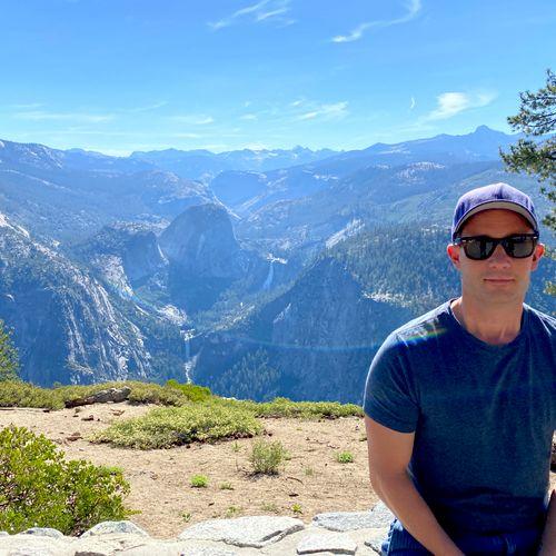 Inspirational Yosemite 2021
