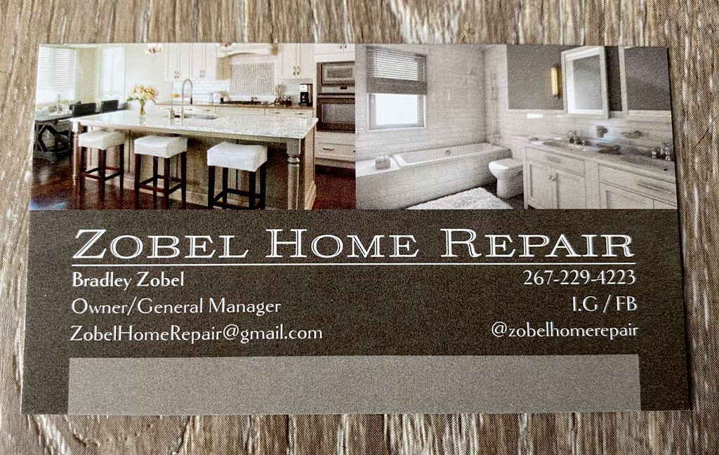 Zobel Home Repair