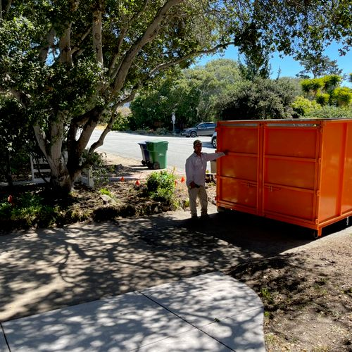 Yard Waste Removal After