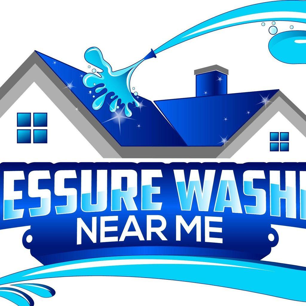 Pressure Washing Near Me