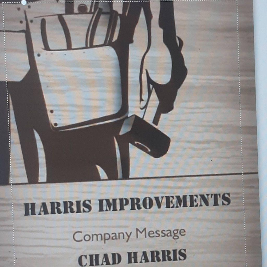 Harris improvements