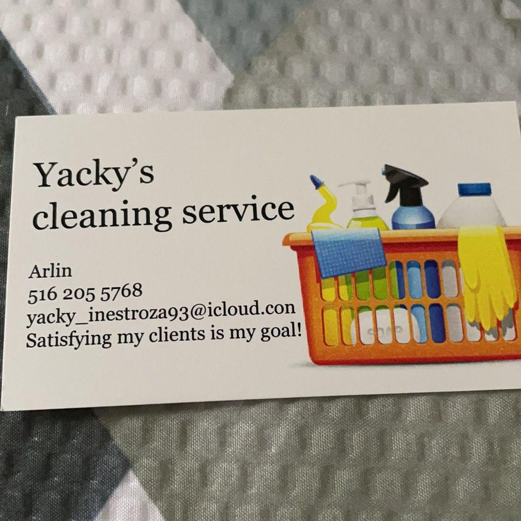 Yacky,s cleaning
