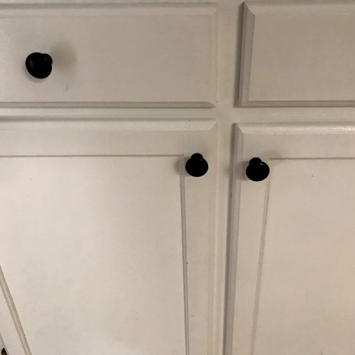 cabinets cleaning
