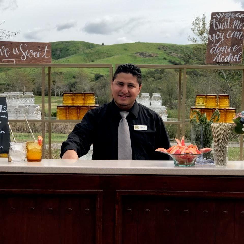 Señor Bartender