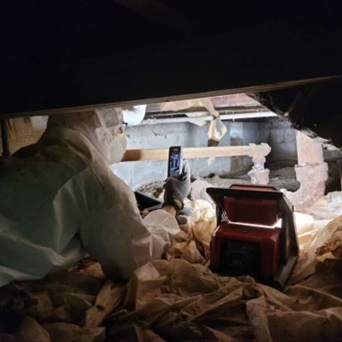 Crawlspace Inspections