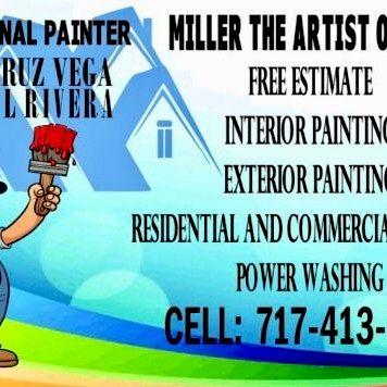 Miller The Artist of Paint