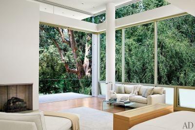 Santa Monica Canyon/Mst Sitting Room