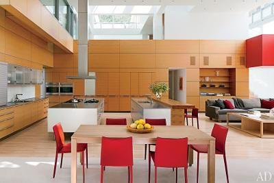 Santa Monica Canyon/Kitchen & Family Rm