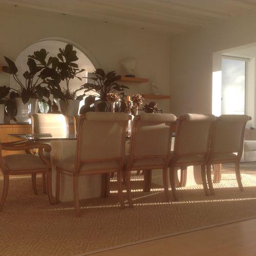 Santa Monica Beach Home/Dining Room