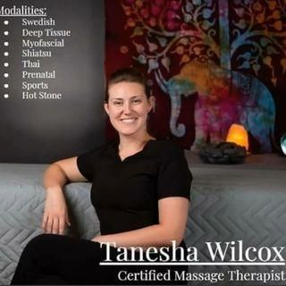 Tanesha Wilcox Massage Therapist