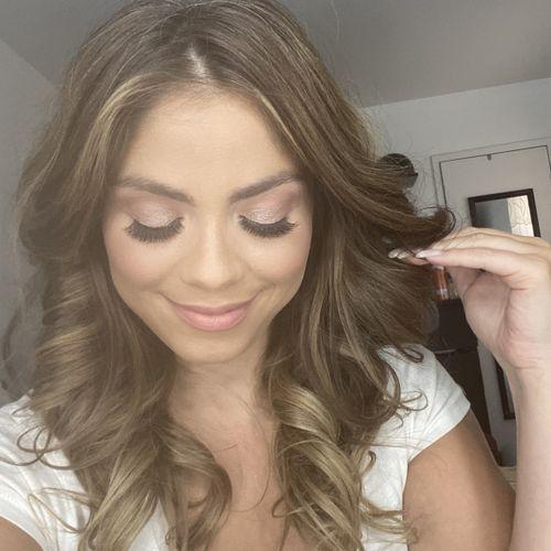 Makeup & Hair by me