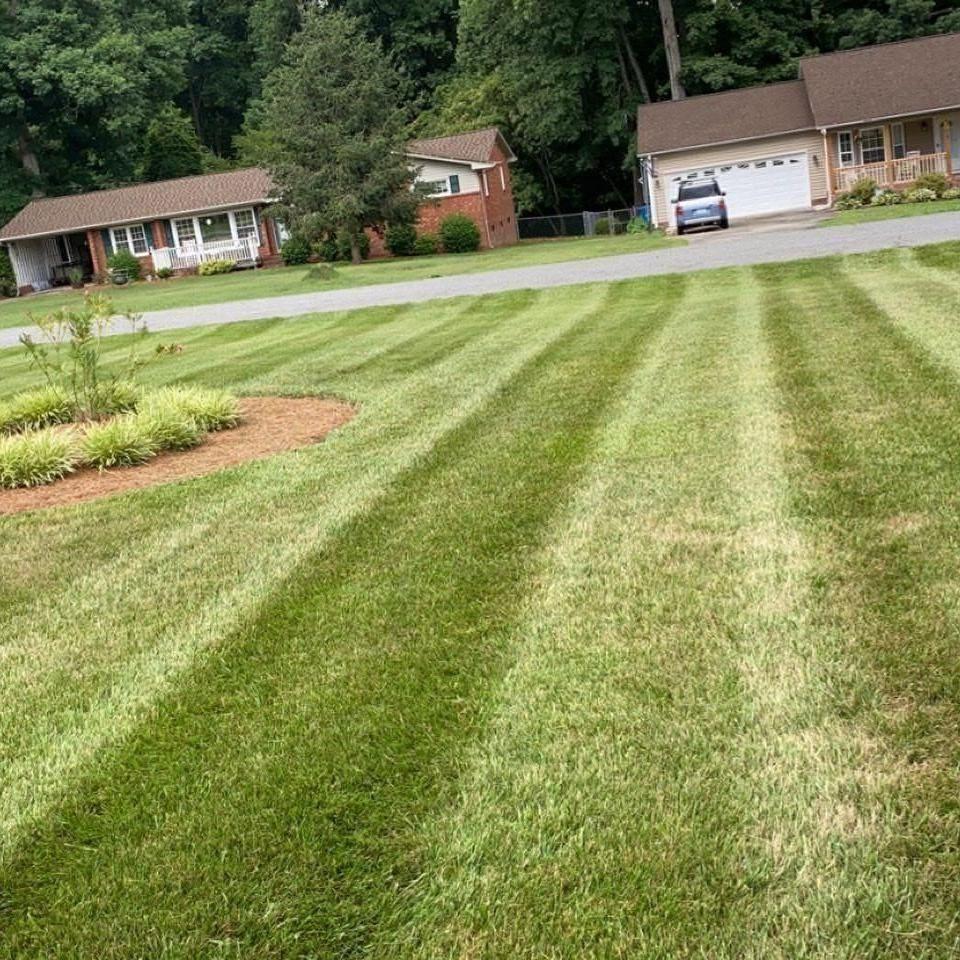 Harmon's lawn care