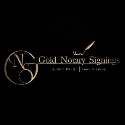 Avatar for Gold Notary Signings